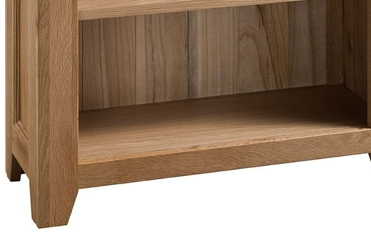 Colorado Oak Bookcase
