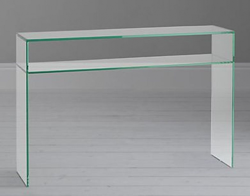 Greenapple Pure Glass Console Table 59987