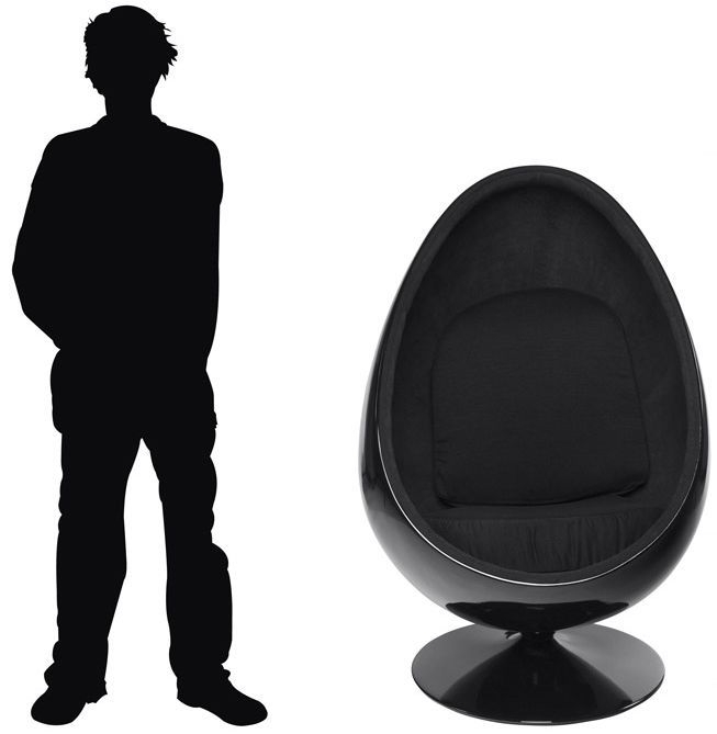 Tabley Black Chair