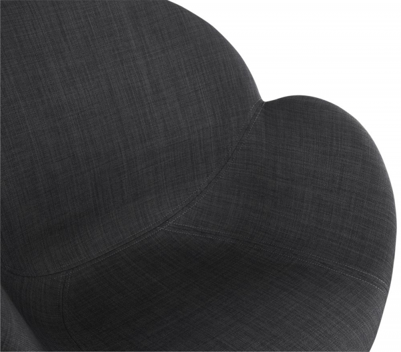 Faceby Dark Grey Chair