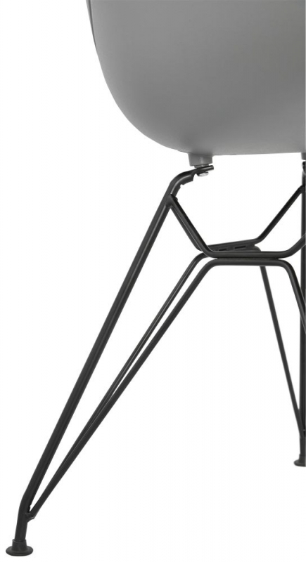 Dane Dark Grey Chair