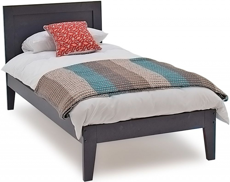 Vida Living Luna Blue Bed