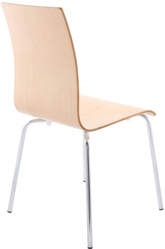 Lge Natural Dining Chair