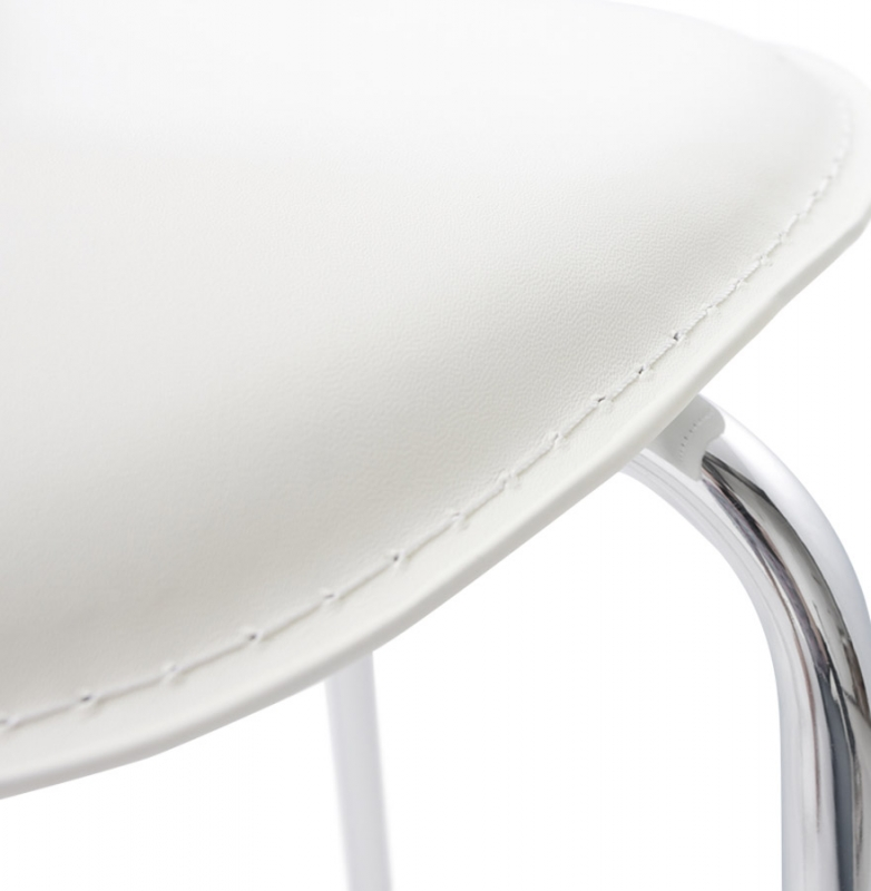 Bailee White Dining Chair