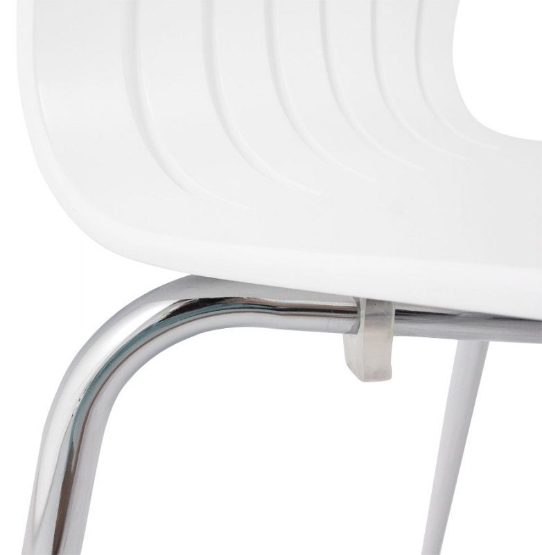 Palm White Dining Chair