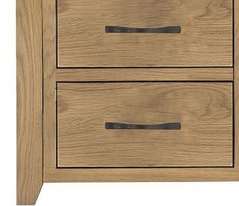 Vida Living Ramore Oak Hall Cabinet