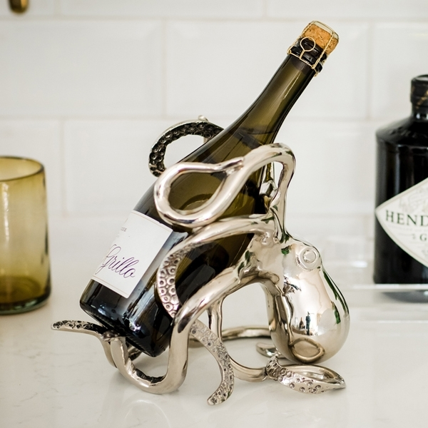 Cullinary Concept Octopus Wine Bottle Holder