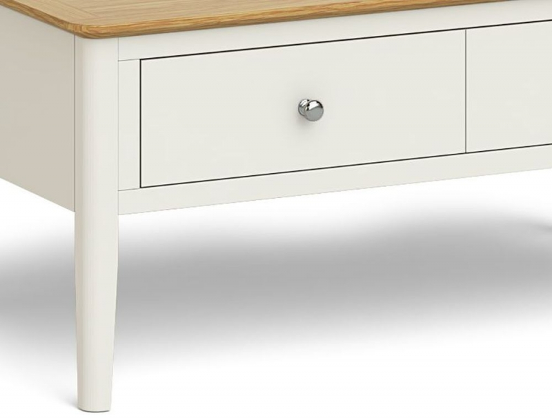 Global Home Ascot Painted Coffee Table
