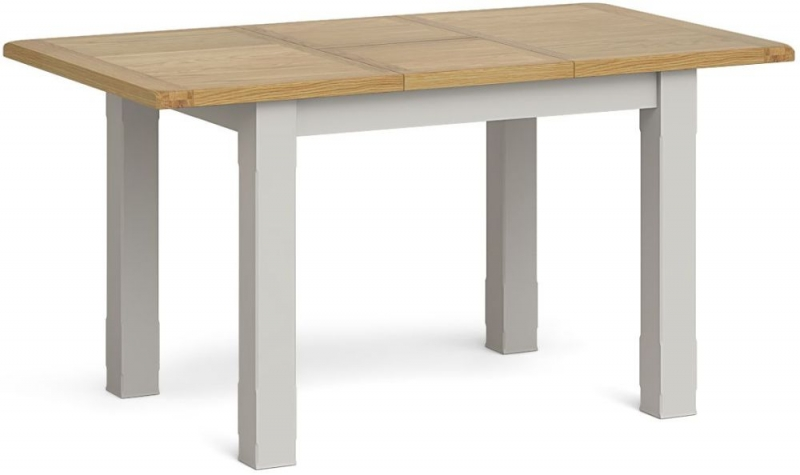 Global Home Guilford Painted Small Extending Dining Table
