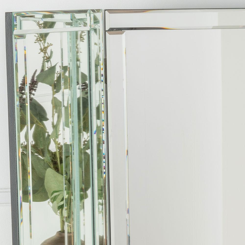 Urban Deco Chelsea Vanity Rectangular Mirror
