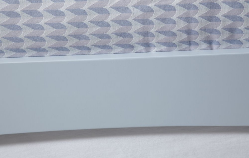 Mya Hevea Grey Guest Bed