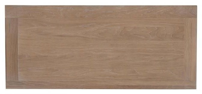 Vancouver Compact 2+3 Drawer Chest - Oak and Light Grey