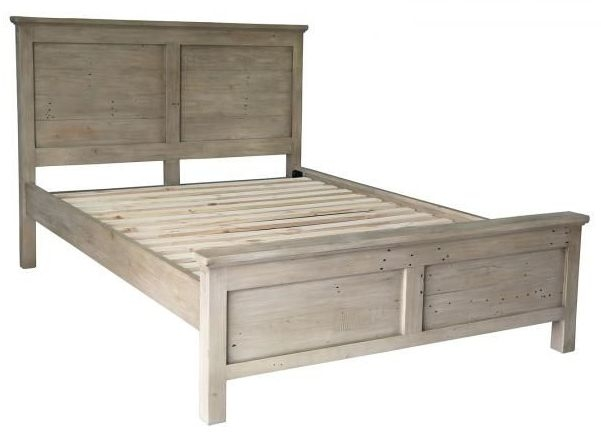 Homestead Recycled Pine 4ft 6in Double Bed