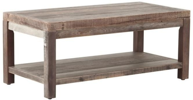 Cal Stadium Wooden Coffee Table