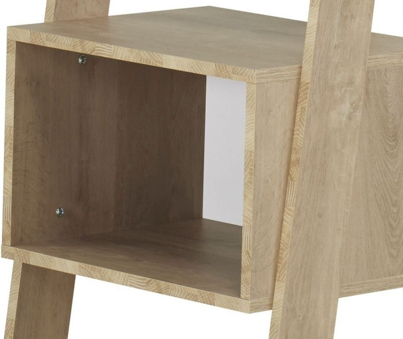 Gami Larvik Blond Oak Bookcase