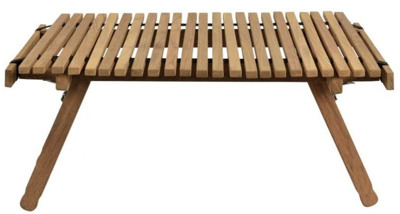 Durban Wooden Slat Coffee Table