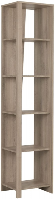 Gami Ethan Light Oak Bookcase