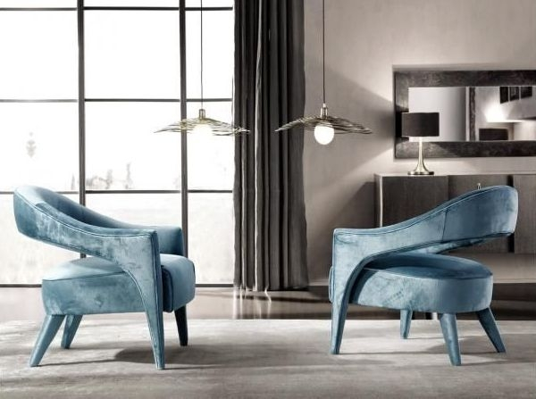 Fitzgerald Fabric Chair