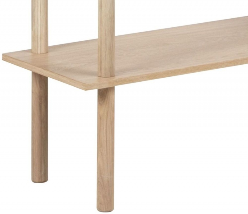 Regina Oak Bookcase