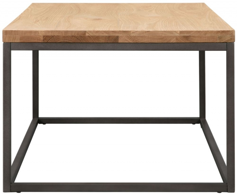 Pergo Industrial Weathered Oak Coffee Table