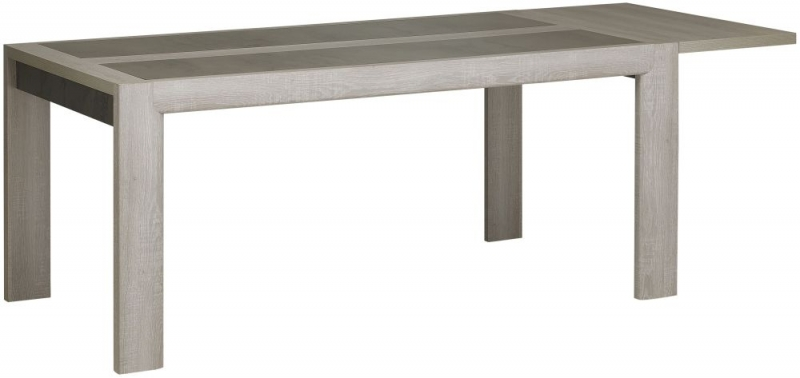 Gami Sandro Ceruse Oak Dining Table