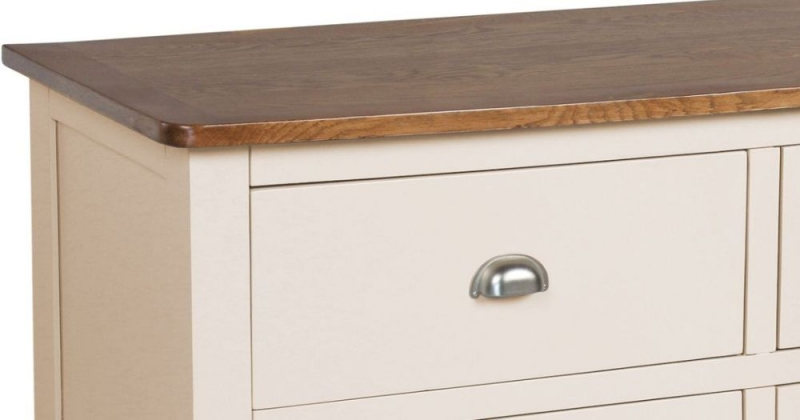 Sweet Dreams Cooper Cream 6 Drawer Chest