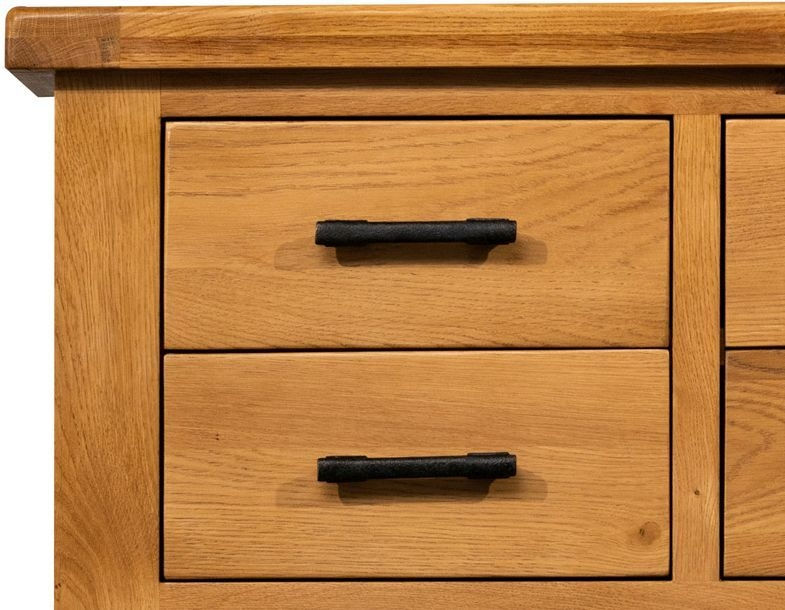 Sweet Dreams Lawrence Oak 7 Drawer Chest