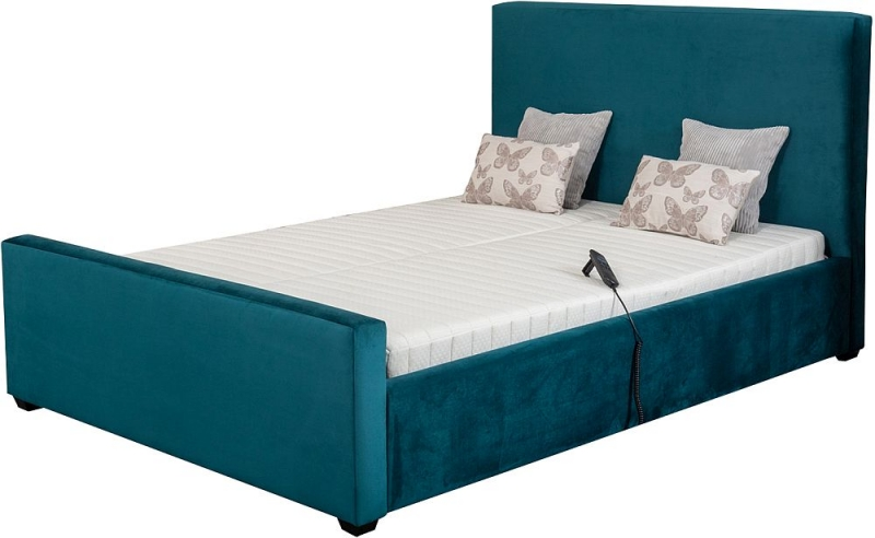 Sweet Dreams Pacific Frame with Fontwell Adjustable Divan Bed