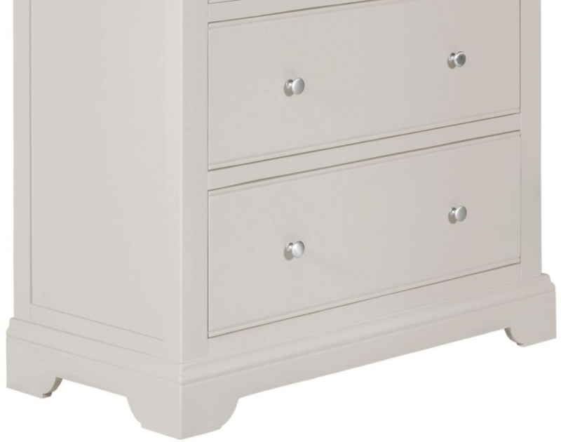 Berkeley Grey Painted 2+2 Drawer Chest