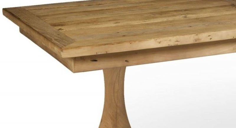 Boston Reclaimed Wood 180cm Dining Table