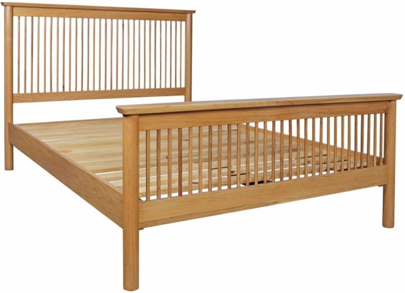 Sweet Dreams Jacob Solid Oak Bed