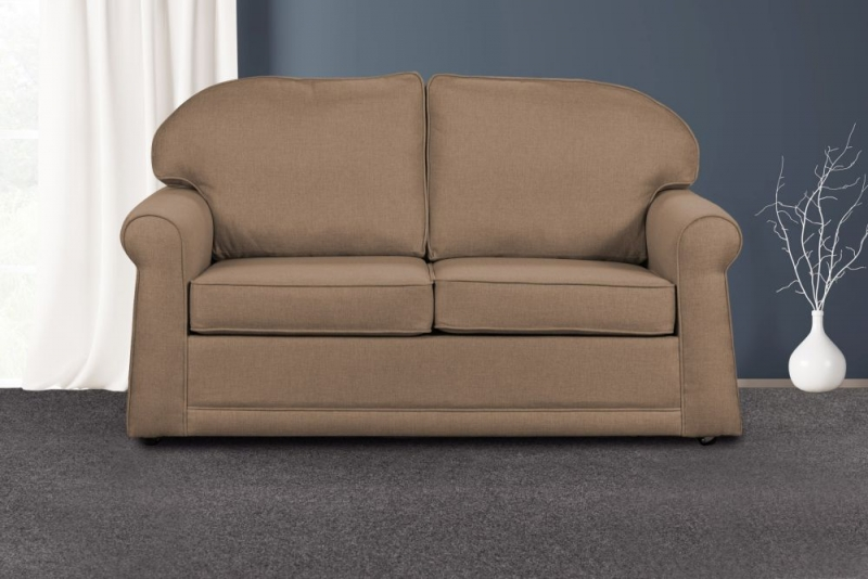 Sweet Dreams Detroit 2 Seater Fabric Sofabed
