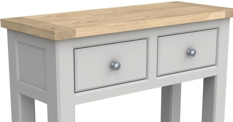 Bretagne Painted Console Table