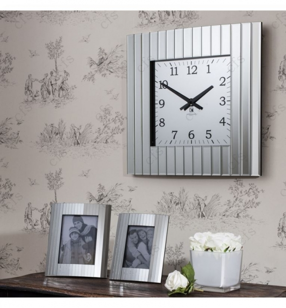 Gallery Direct Metropolis Wall Clock