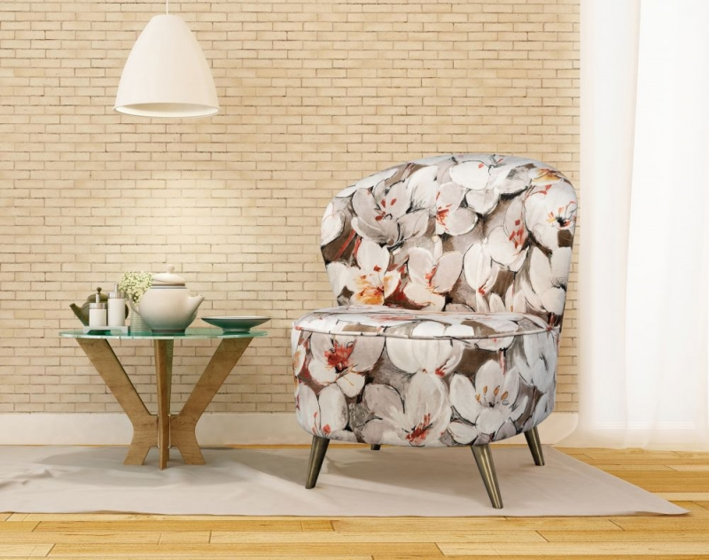Sweet Dreams Ribble Fabric Armchair