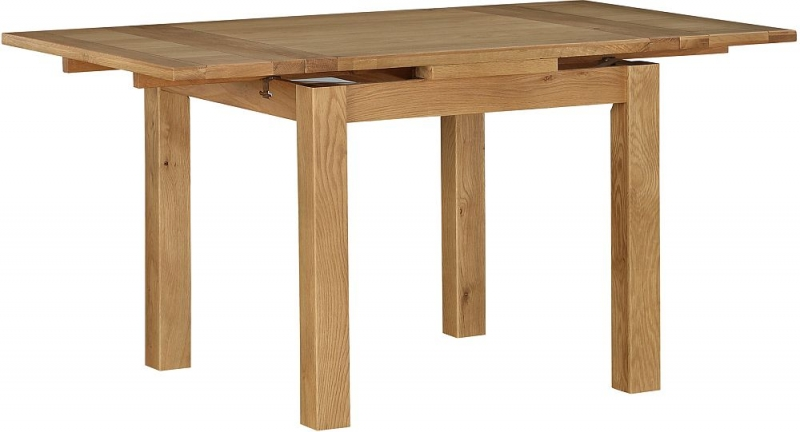 Sweet Dreams Heald Oak Extending Dining Table