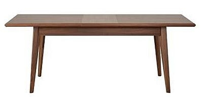 Darwen Walnut Extending Dining Table