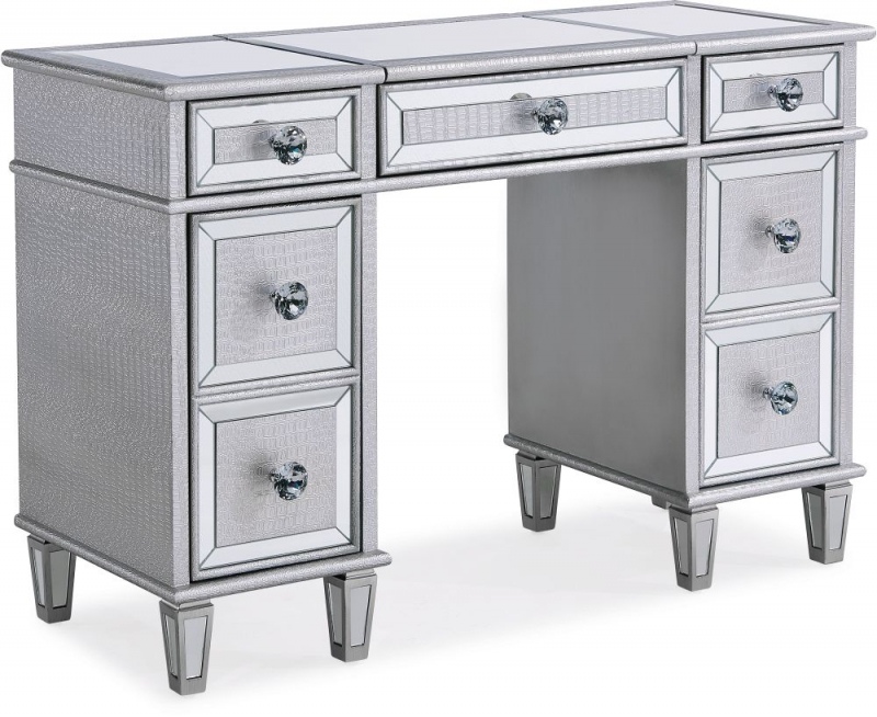 Preston Mirrored Dressing Table