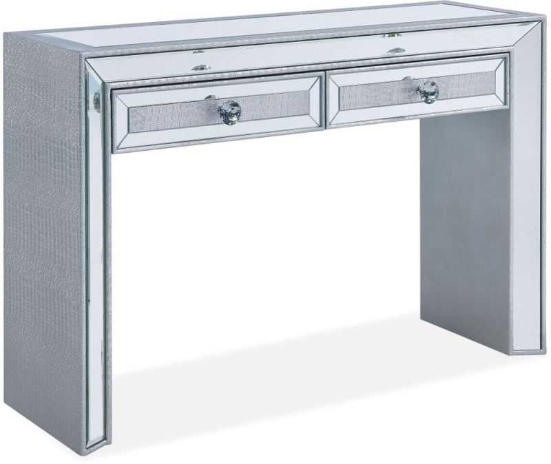Preston Mirrored Console Table