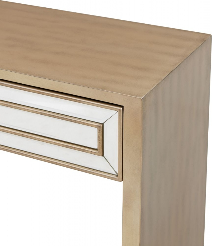 Lexington Console Table with Mirror