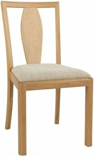 Clearance Half Price - Maison Stockholm Wooden Back Dining Chair (Pair) - New - 1032