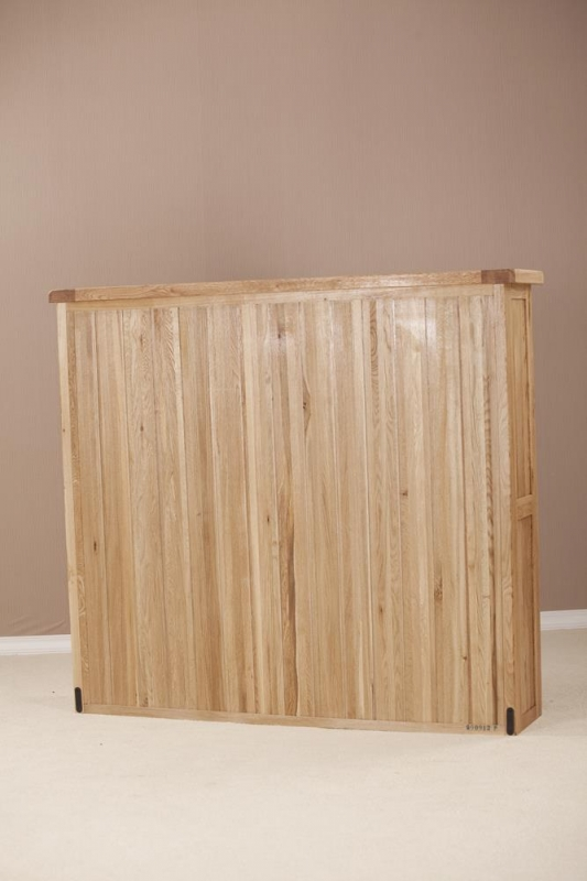 Country Oak Large Dresser Top
