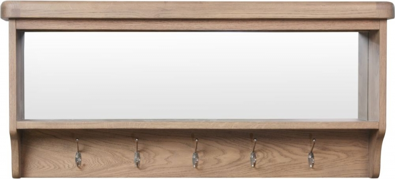 Hatton Oak Hall Bench Top