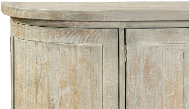 Clearance - Rowico Bowood Day Large Sideboard - New - E-87