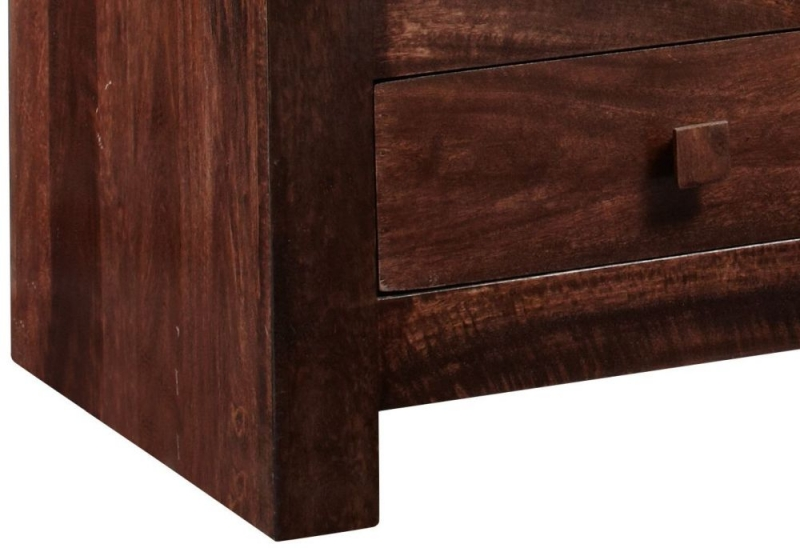 Indian Hub Toko Mango 2+2 Drawer Dressing Chest