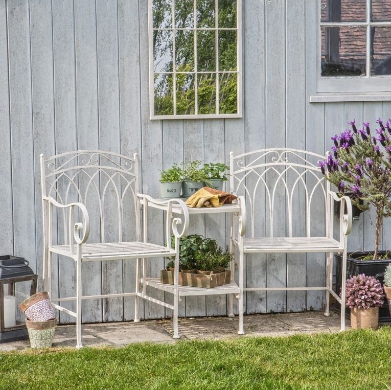 Gallery Lavoro Outdoor Loveseat Gatehouse