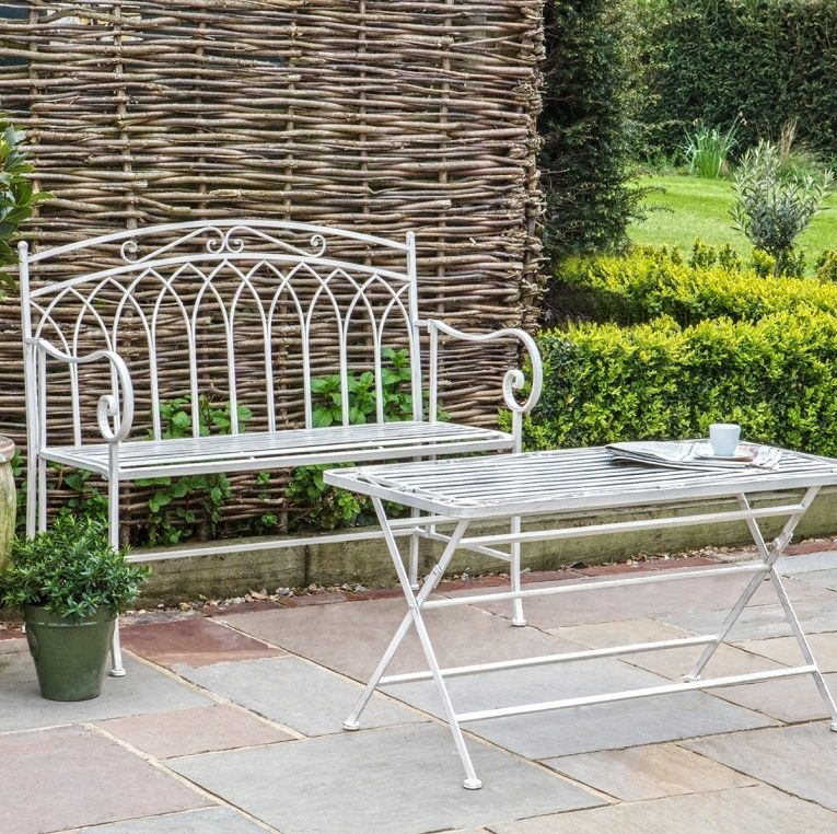 Gallery Marco Outdoor Bench Gatehouse