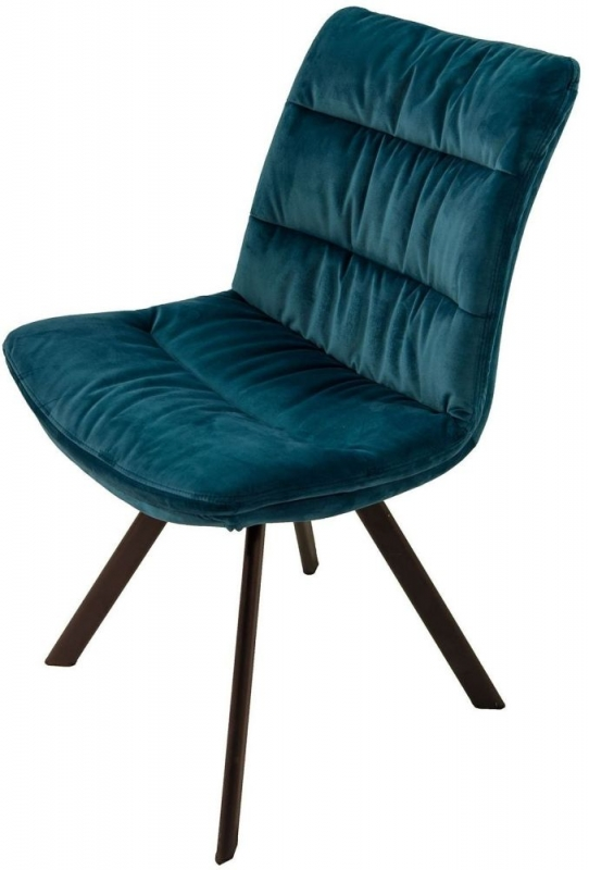 Paloma Teal Dining Chair (Pair)
