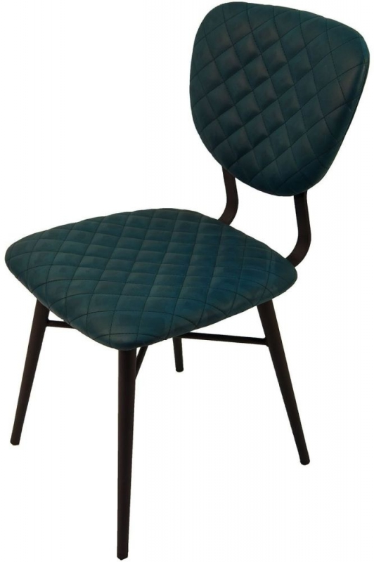 Ranger Vintage Blue Dining Chair (Pair)