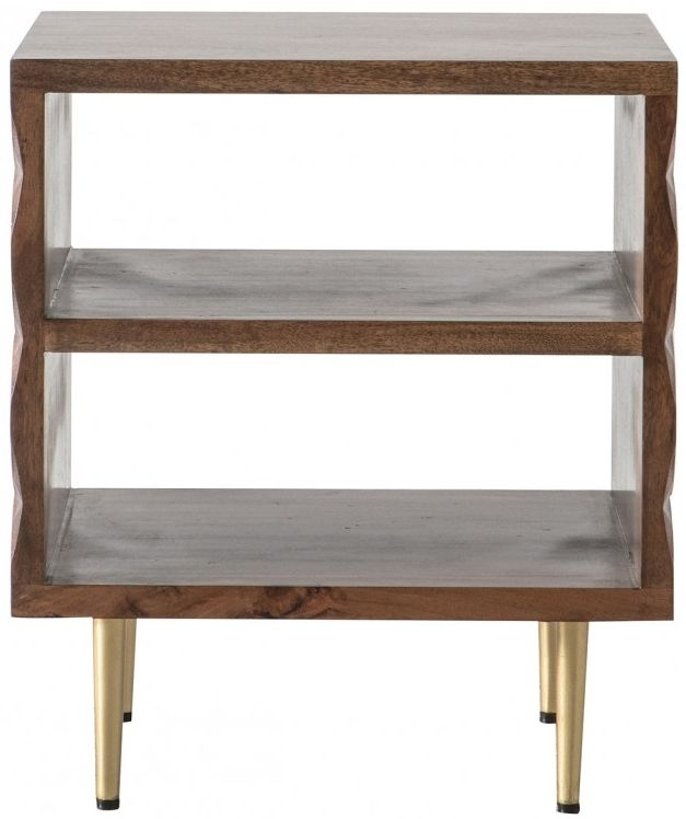 Clearance Half Price - Gallery Direct Kerala Side Table - New - FS288